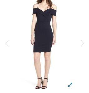 💛 NWT Little Black Dress Cold Shoulder Bodycon